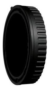 Nikon Lf-n1000 Black Tapa Trasera Para Nikon 1 Nikkor Lenses