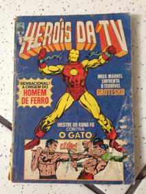 Gibi Heróis Da Tv N 25 Ed Abril