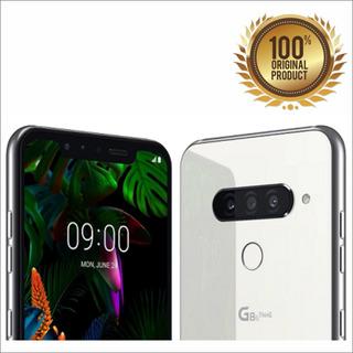 Lançamento Imperdível - Novo Smartphone Lg G8s Thinq Branco (lacrado)