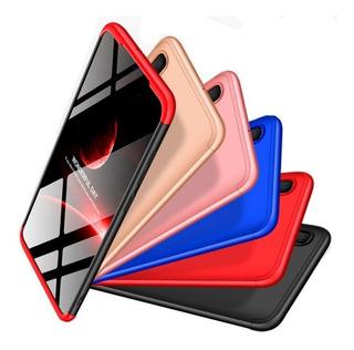 Samsung Galaxy M10 - Carcasa, Case, Funda + Vidrio Templado