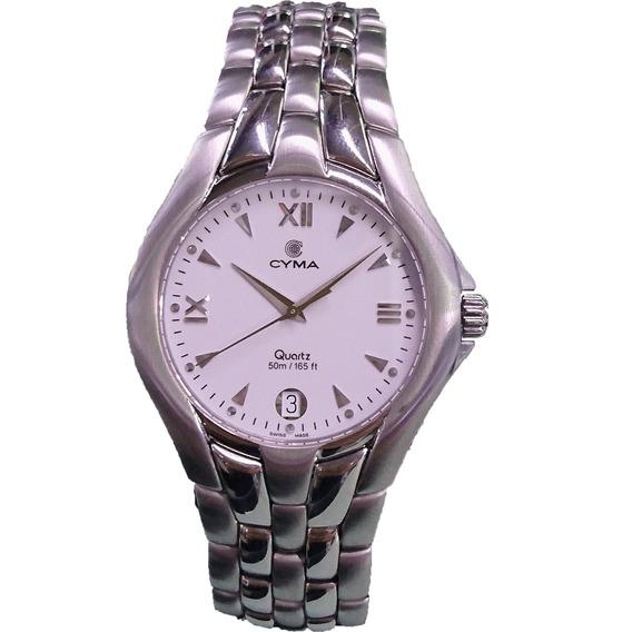 Relógio Cyma - Branco - 122.185