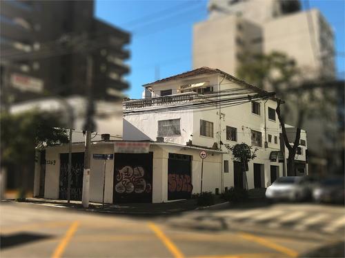 Imagem 1 de 30 de Comercial-são Paulo-pinheiros   Ref.: Reo390495 - Reo390495