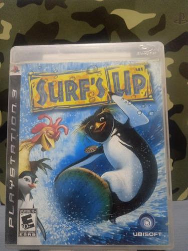Surf Up Ps3 Fisico Z/lomas De Zamora