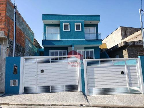 Casa Com 3 Dormitórios À Venda, 102 M² Por R$ 510.000,00 - Cocaia - Guarulhos/sp - Ca0413
