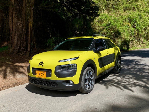 Citrôen C4 Cactus Shine 2018 Hello Yellow