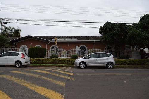 Casa Com 6 Dormitórios À Venda, 335 M² Por R$ 1.240.000,00 - Parque Taquaral - Campinas/sp - Ca4137