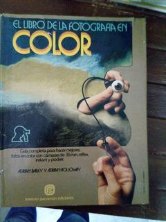 Libro De La Fotografía En Color