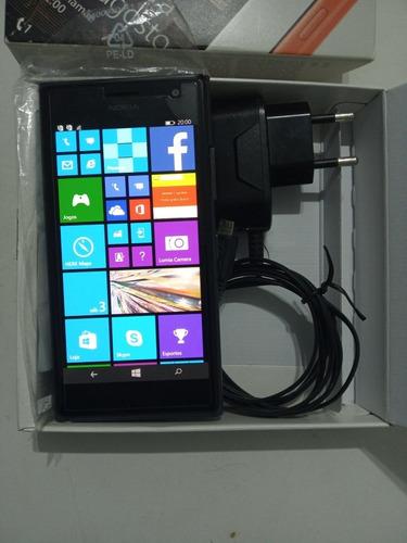 Smartphone Nokia Lumia 730,dual Sim,carregador,leia Anúncio