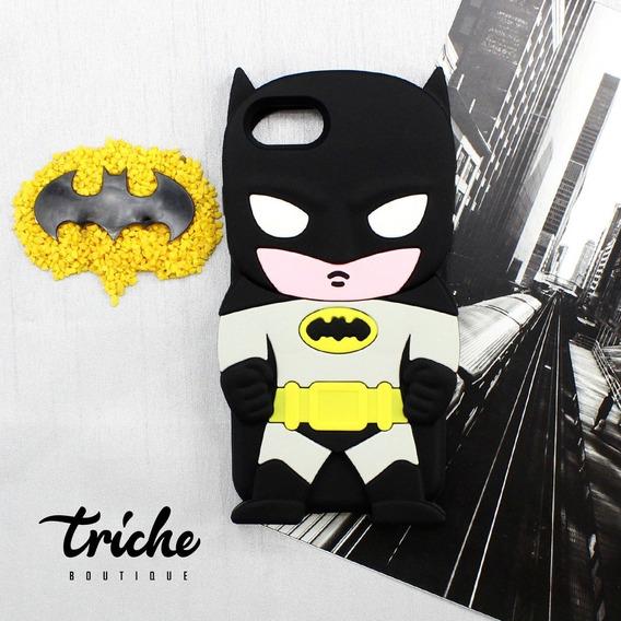 Funda Botarga De Batman iPhone 6 Plus iPhone 6s Plus