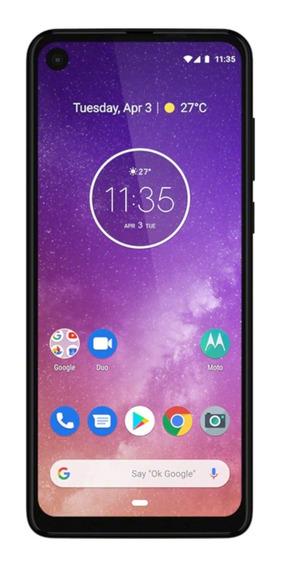 Motorola Moto One Vision 128gb 4gbram Nuevo Libre Gtia Envio