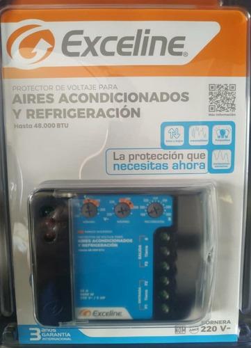 Protector De Voltaje Para Aires Acondicionados 220v Eceline