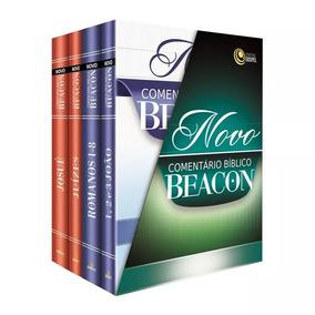 Novo Comentário Bíblico Beacon - Box 3 - Central Gospel