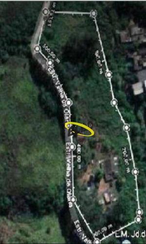 Área À Venda, 14920 M² Por R$ 2.100.000,00 - Jardim Panorama - Cotia/sp - Ar0178