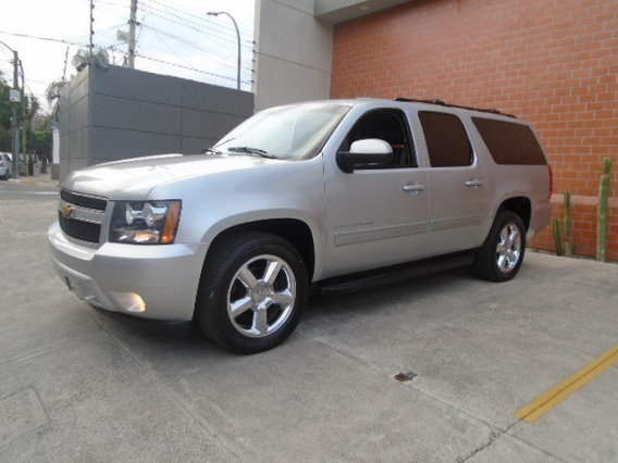 Chevrolet Suburban Lt 2013 Como Nueva!!!