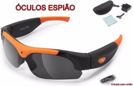 785497da5 Óculos Espião Camera Espiã Powerpack Full Hd 2944 X 1656 - R$ 140,99 ...