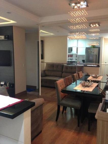 Apartamento Para Venda Em São Paulo, Parque Novo Mundo, 2 Dormitórios, 1 Banheiro, 1 Vaga - Atua Vila_1-850043