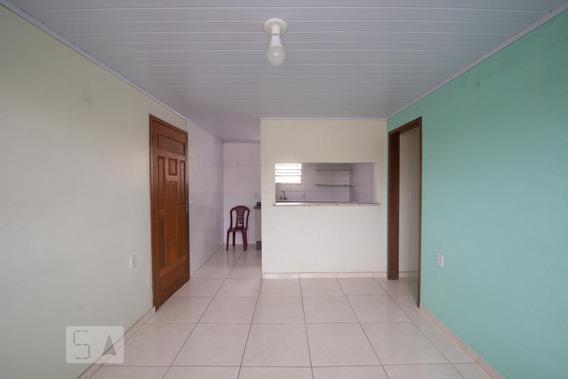 Casa Para Aluguel - Forquilinhas, 2 Quartos, 68 - 893030993