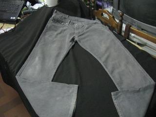 Pantalon Jeans Cotele Levi Strauss Talla W34 L34 Modelo 514