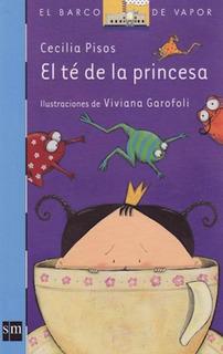 El Té De La Princesa - Cecilia Pisos