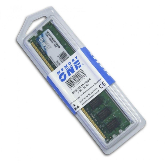 Memoria 2gb Ddr2 800 - Memory One Platinum