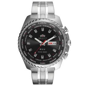 Relógio Orient Automáticao Masculino Preto 469ss057 P1sx