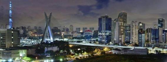 Apartamento Com 1 Dormitório À Venda, 50 M² Por R$ 610.000 - Vila Cordeiro - São Paulo/sp - Ap0575