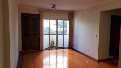 Av. Moreira Cesar - Apartamento Para Alugar Com 75m2 - 2 Dorms C/armarios - Sala Com Sacada - Garagem - Ap4873