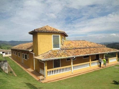Chácara Residencial Em Condomínio Fechado - Bom Jesus Dos Perdões - Ch0025