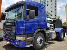 Scania P340 2007 Cavalo Toco N Vw 19320 1933 Vm 310 P360 113