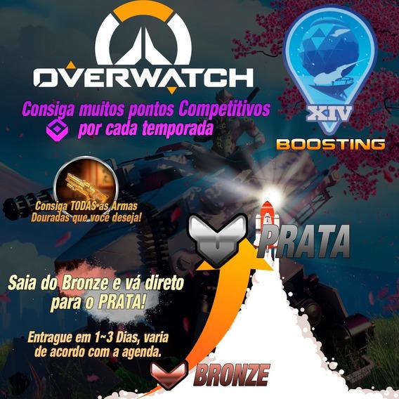 Overwatch Eloboost Bronze-prata [elojob Booster]