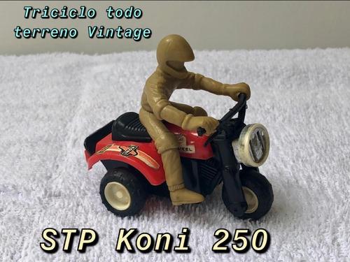 Triciclo Todo-terreno Vintage Stp Koni 250 Raro Funciona 70s