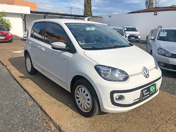 Volkswagen Up! 1.0 12v Tsi E-flex Black Up! 2016