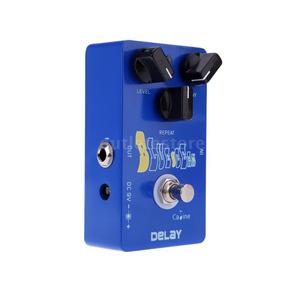 Pedal Delay Guitarra Caline Cp -19 Blue Ocean