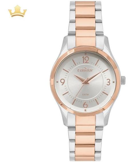 Relógio Condor Feminino Co2036kvn/5k Com Nf