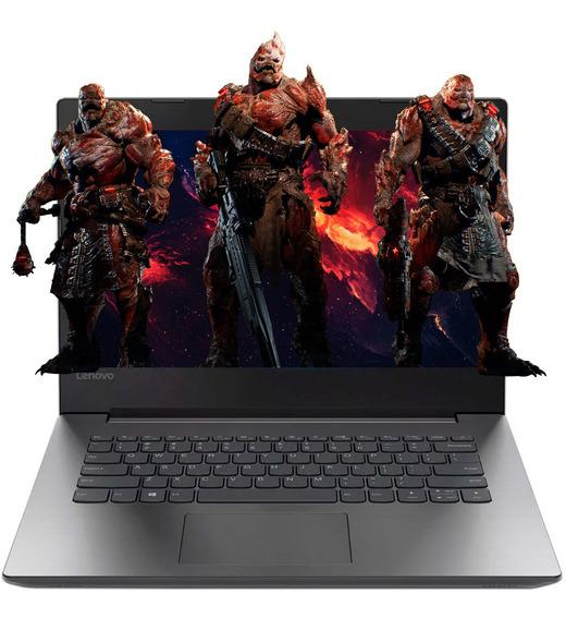 Laptop Gamer Lenovo Ideapad Amd A4 4gb 500gb 14 Radeon 2gb