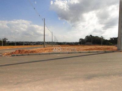 Terreno À Venda, 144 M² Por R$ 79.500 - Eucaliptos - Fazenda Rio Grande/pr - Te0064