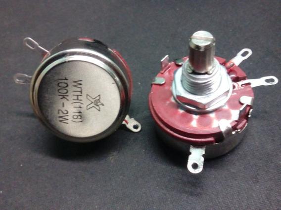 Potenciômetro - Wth118-1a 2 W - Varios Valores - 1 Unidade