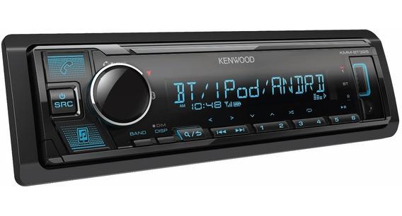 Radio Kenwood Km-bt325 Bluetooth Usb Spotify