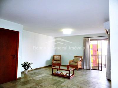 Apartamento À Venda Em Cambuí - Ap007340