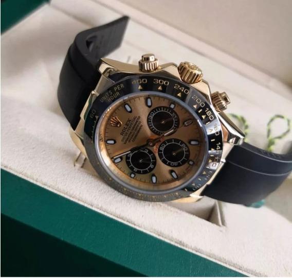 Relógio Rolex Daytona Silicone