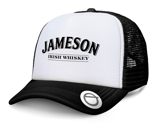 Jameson Whisky Gorra Trucker Cuenta De Gorras