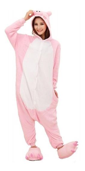 Pijama Unicornio Kigurumi Plush Suave Original
