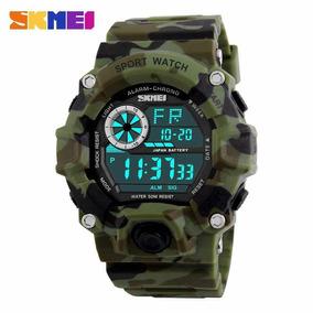 Relógio Esportivo Militar Novo Original Skmei