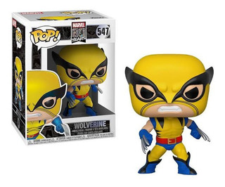 Funko Pop! Marvel 80th - Wolverine First Appearance #547