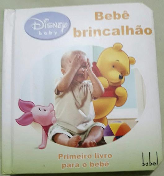 Para Seu Bebê! Lindos Livros Disney Baby. Em Perfeito Estado