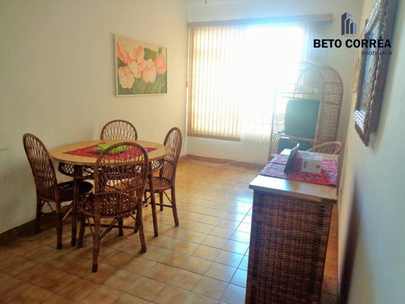 Guarujá, Enseada - Ótimo Apartamento, 1 Dormitório, Próximo A Praia. - Ap0278