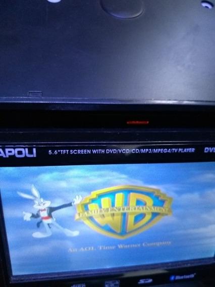 Dvd Napoli Dvdtv5006bt