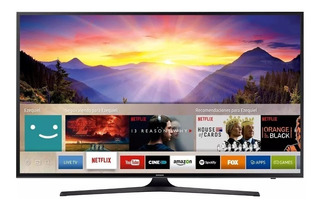 Smart Tv Samsung Led 50 Ultra Hd 4k Un50mu6100 Hdr 20w Rms