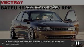 Quinta Marcha Longa Vectra Wr 0,71