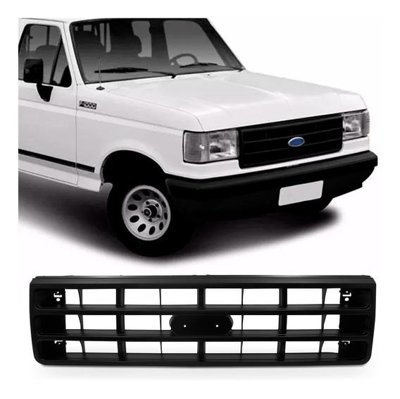 Grade Dianteira Ford F1000 F4000 93 94 95 96 Preta
